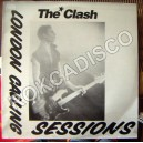 THE CLASH, LONDON CALLING SESIONS, LP 12´, PUNK