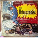 THE UNTOUCHABLES, SKIP MARTIN, LP 12´, BANDA SONORA